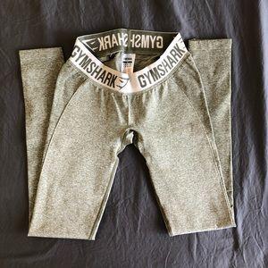 NWOT|Gymshark Flex Leggings (Khaki/Sand)